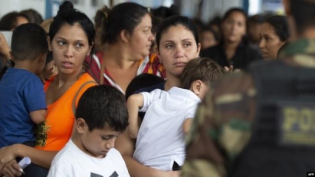 الأمم المتحدة: رقم قياسي للاجئين