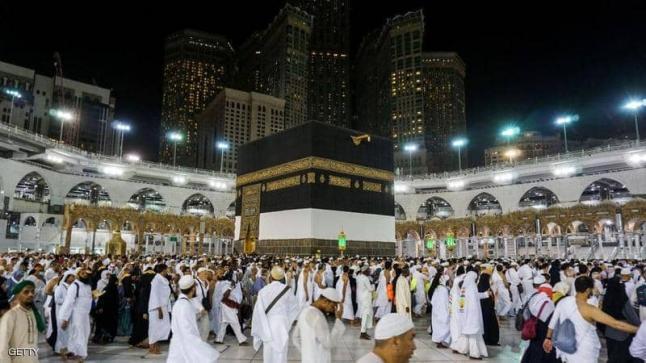 أكثر من مليون ونصف حاج يصلون السعودية لأداء مناسك الحج