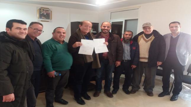 رسميا: سلامة يمنح التزكية لسليمان أزواغ للترشح لرئاسة بلدية الناظور.